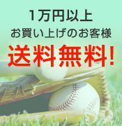 1万円以上お買い上げで送料無料