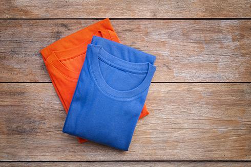 オリジナルTシャツの製作